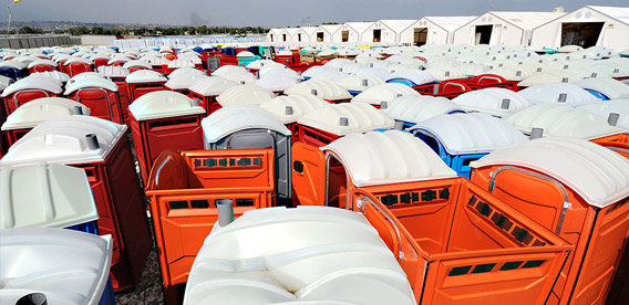 Champion Portable Toilets in Saint Joseph, MO